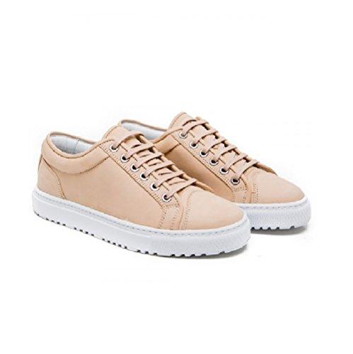 ETQ Amsterdam , Herren Sneaker Low-Tops , - Cappuchino - Größe: 46