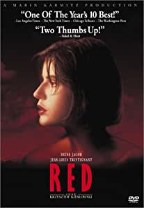 Three Colors - Red (Trois couleurs : Rouge) [Import USA Zone 1]