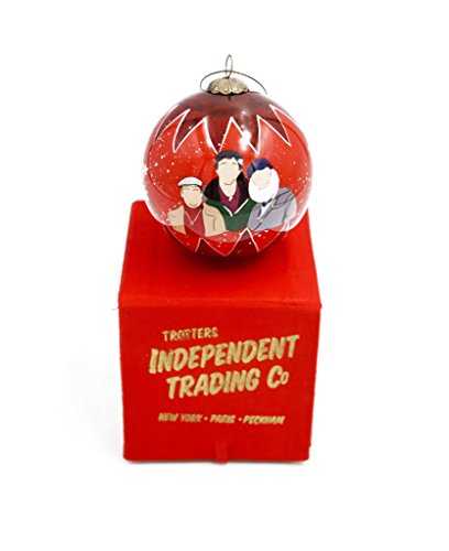 Only Fools & Horses Hand Made Christmas Bauble Decoration