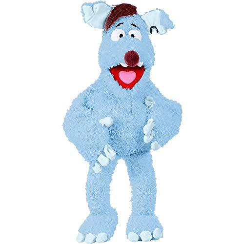 Living Puppets WG100 Woozle Goozle Handpuppe, blau
