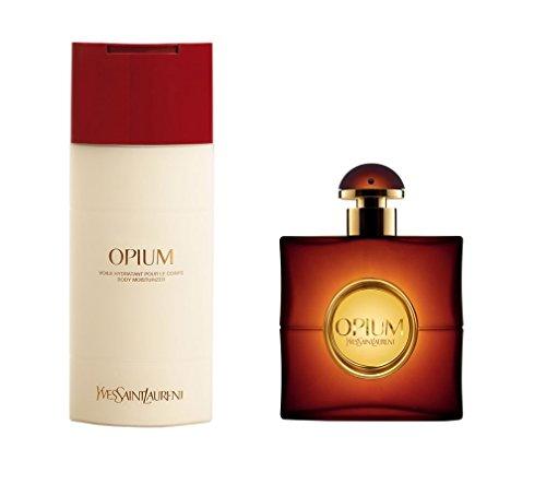 Opium yves saint laurent eau de toilette 90ml & 200ml idratante