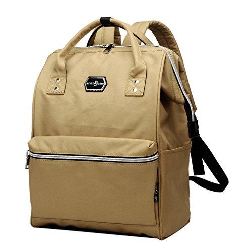 F@Personalizzato retrò grandi uomini all'aperto viaggio tela borse a tracolla borsa / moda , blue Khaki