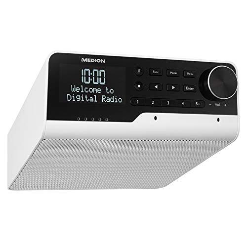 MEDION P66120 WLAN Unterbauradio mit Amazon Alexa