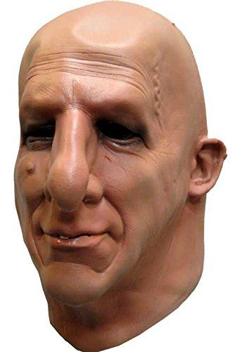 maske Schaumlatexmaske (Sexy Professor Kostüme)