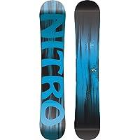 Nitro Freestyle Snowboard Good Times BRD \'19, Hombre, 0, 157