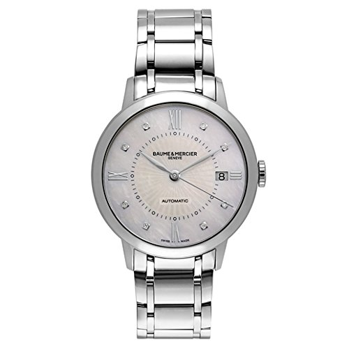 Baume and Mercier Executives Women's Automatic Watch MOA10221