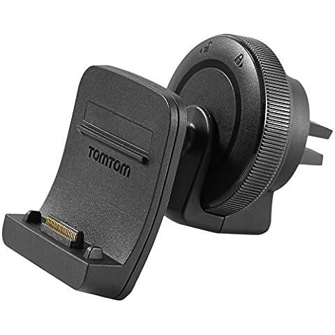 TomTom Soporte para rejilla de ventilación - soportes y colgadores para navegador (TomTom, GO 500 GO 5000 GO 510 GO 5100 TRUCKER 500 TRUCKER 5000, Coche,