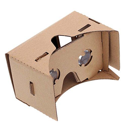MMRM neuen Trend Cardboard 3d Vr Reality Real Google Karton Brille für Mobile...