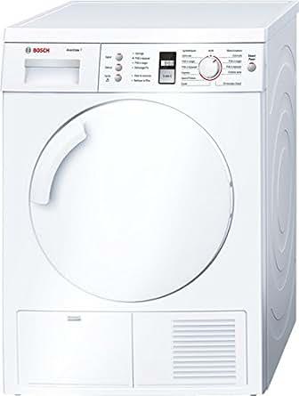 Bosch WTE84306FF Sèche-Linge à Condensation 112 L 7 Kg Classe: B Blanc