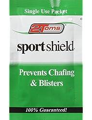 2toms Sport Shield individuels blindage Lingettes (lot de 10)