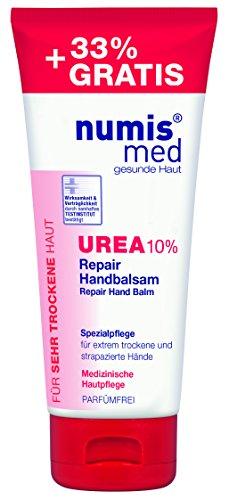 numis med Sondergröße Repair Handbalsam UREA 10%, 3er Pack (3 x 100 ml)