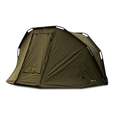 Cyprinus 1 2 Man Tactical Carp Fishing Bivvy shelter tent Overwrap or Combo Deal from Cyprinus