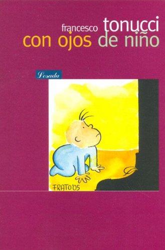 Con Ojos de Nino (Bib. Pedagogica) por Francesco Tonucci