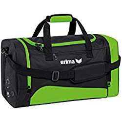 Erima Sporttasche green gecko/schwarz L