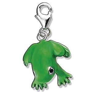 Schmuck-Pur My Charms Echt Silber Frosch-Anhänger Frog