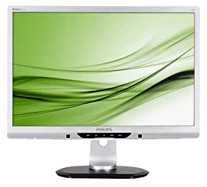 Philips 225PL2ES 55,9 cm (22 Zoll) LED Monitor (DVI, VGA, 5ms Reaktionszeit) silber
