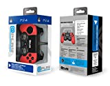 Officially Licensed PS4 Wired Controller - Red