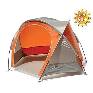 41EPX pmGJL. SS300  - LittleLife Compact Beach Shelter