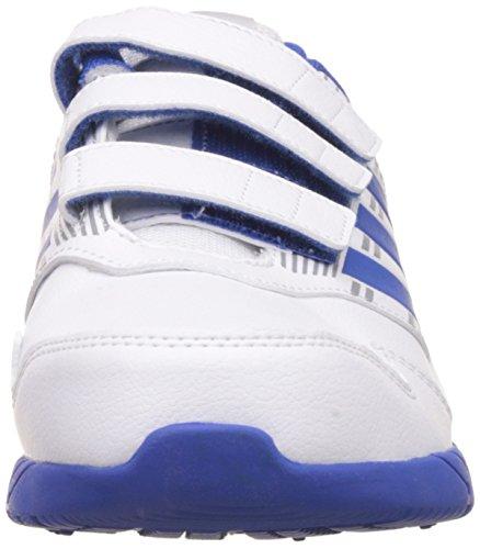 adidas ALTARUN CF K BA7426 enfant (garçon ou fille) Chaussures de sport ftwr white/blue/mid grey s14