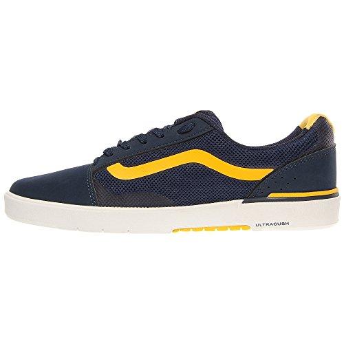 Vans Locus M Herren Sneaker Blau