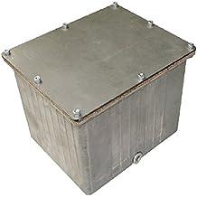 Hidráulico 6,5 litros depósito de aluminio ...