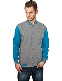 Urban Classics Men's Varsity Jacket