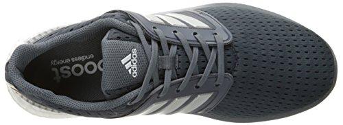 Adidas Performance Solar-Boost-M Laufschuh, Collegiate Navy / Wei� / Königsblau, 4 M Us Onix Grey/Silver/Black