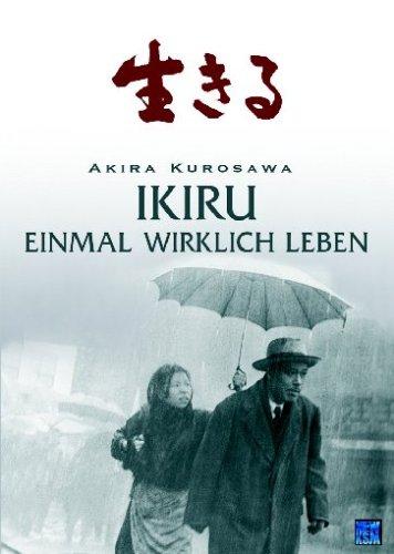 Akira Kurosawa: Ikiru - Einmal wirklich Leben (DigiPack)