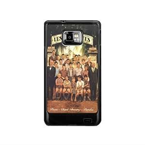 Samsung protection avec une photo des acteurs du film les choristes Samsung Galaxy S2 étuis conçus