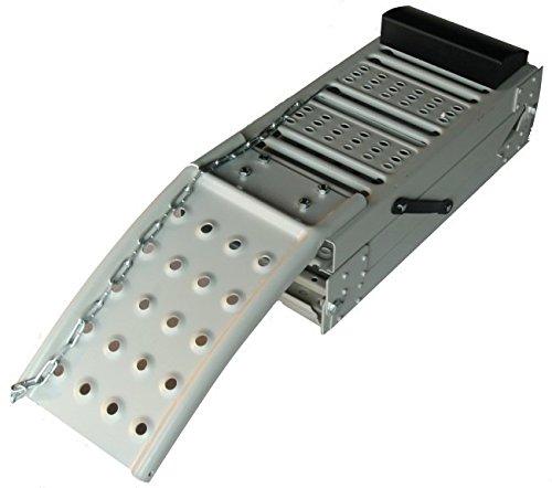 Preisvergleich Produktbild Auffahrrampe Rampe Laderampe klappbar Auffahrschiene