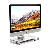 Die Satechi Premium-Monitorerhöhung aus Aluminium ist das perfekte Accessoir für Ihren Monitor, Laptop oder All-in-One-Computer. Die Aluminiummonitorerhöhung im funktionalen, sachlichen Stil läßt ihren Schreibtisch aufgeräumt und organisiert aussehen...