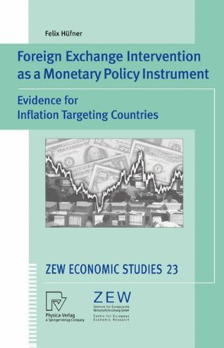 Foreign Exchange Intervention as a Monetary Policy usato  Spedito ovunque in Italia