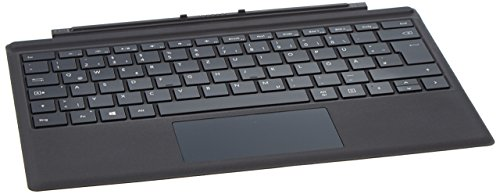 Microsoft Surface Pro Type Cover (QWERTZ layout) schwarz (Microsoft Tastatur-layouts)
