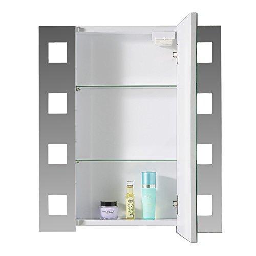 Eurosan Spiegelschrank – superflach 60 cm - 2