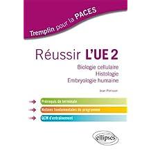 Réussir l'UE2 Biologie Cellulaire Histologie Embryologie Humaine Prérequis de Terminale Notions Fondamentales du Programme QCM d'entraînement