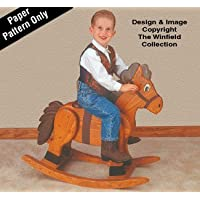 Rocking Horse Wood Project Plan by Winfield Collection