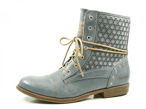 Mustang Shoes 1157-514-852 Hellblau