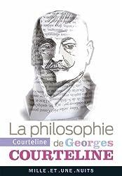 La philosophie de Courteline (La Petite Collection t. 550)