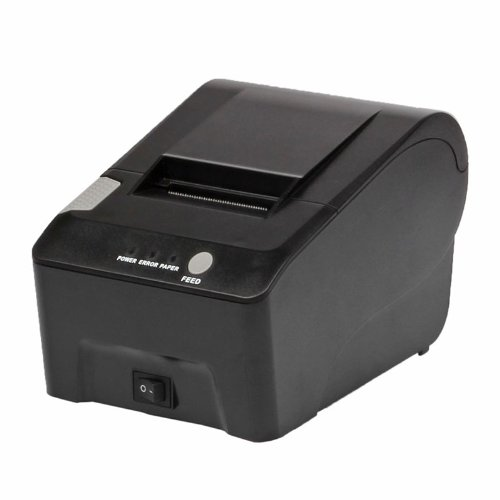 LAGUTE LG-P01 USB 58mm 100mm/s Thermal Printer POS Receipt Direct Printer Thermodrucker *Schwarz* EU