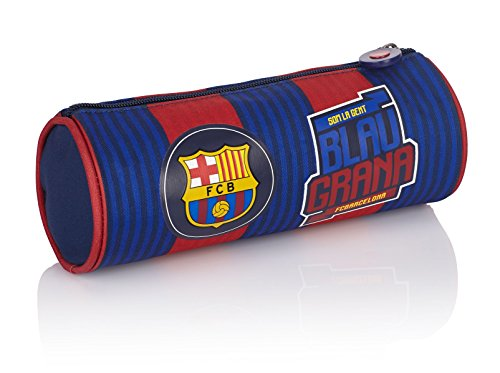 FC Barcelona Barca Fan 5 Estuches, 22 cm, 1 Liters, Multicolor (Multicolour)