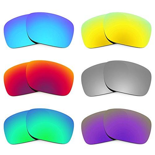 Revant Ersatzlinsen für Oakley Holbrook Polarisiert 6 Paar Kombipack K026
