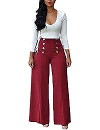 f6f1c890b9 Amazon.it: pantalone leggero - S / Abbigliamento sportivo / Donna ...