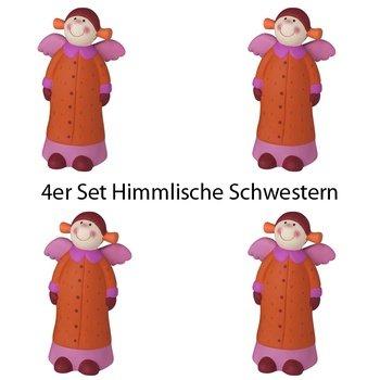 Himmlische Schwester Rosine 11 cm New Edition 4 im 4er Set