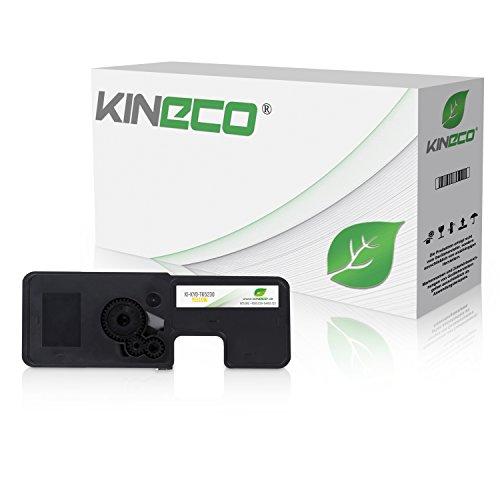 Preisvergleich Produktbild Kineco Toner kompatibel zu Kyocera TK-5230 für Kyocera Ecosys M-5521cdn M-5521cdw P-5021cdn P-5021cdw - Yellow 2.200 Seiten