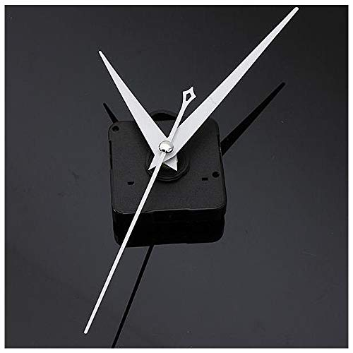 Von Te Dreieck weiß Quarzwerk schwarz Wanduhr Uhrwerk Uhrwerk Uhrwerk