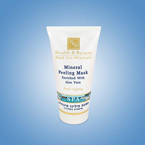 Health & Beauty Totes Meer Mineralien Reinigende Mineral Peeling Maske mit Aloe Vera 150ml