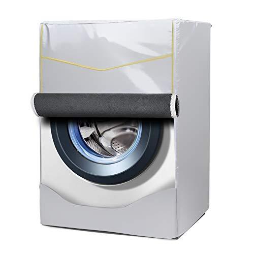 Mr.you lavatrice copertura esterno con bordo dorato(più velluto,60x53x85cm)