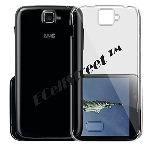 WTF Back Case, Lightweight,Shock Absorbing Transparent Soft Back Case Cover For Karbonn S5 Titanium  available at amazon for Rs.191