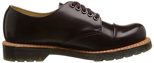 Dr. Martens  Harrow Leigh, Mocassins pour femme Rouge - Oxblood