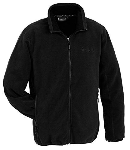 Pinewood Fleecejacke Basic Fleece Jacket Schwarz